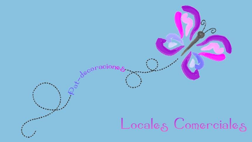 Pat-Decoraciones-Locales Comerciales