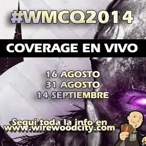 #WMCQ2014