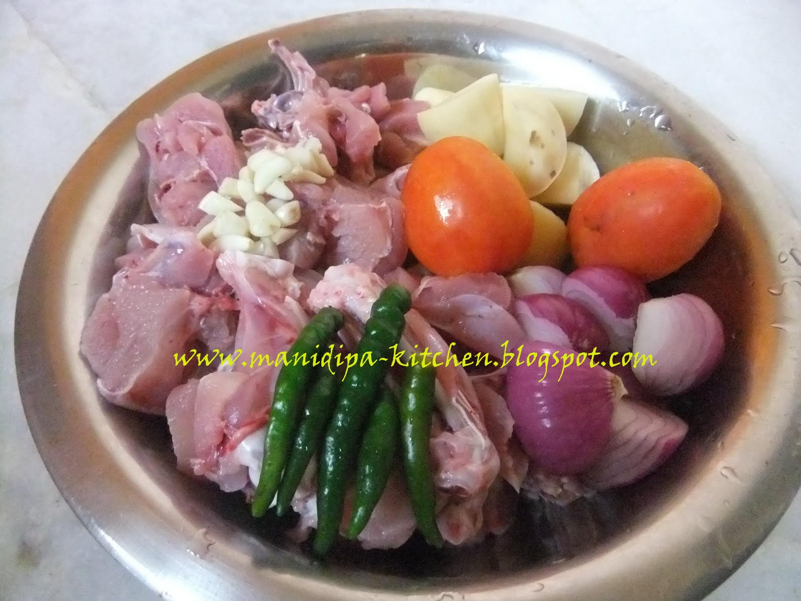 how to cook chicken curry bangladeshi style