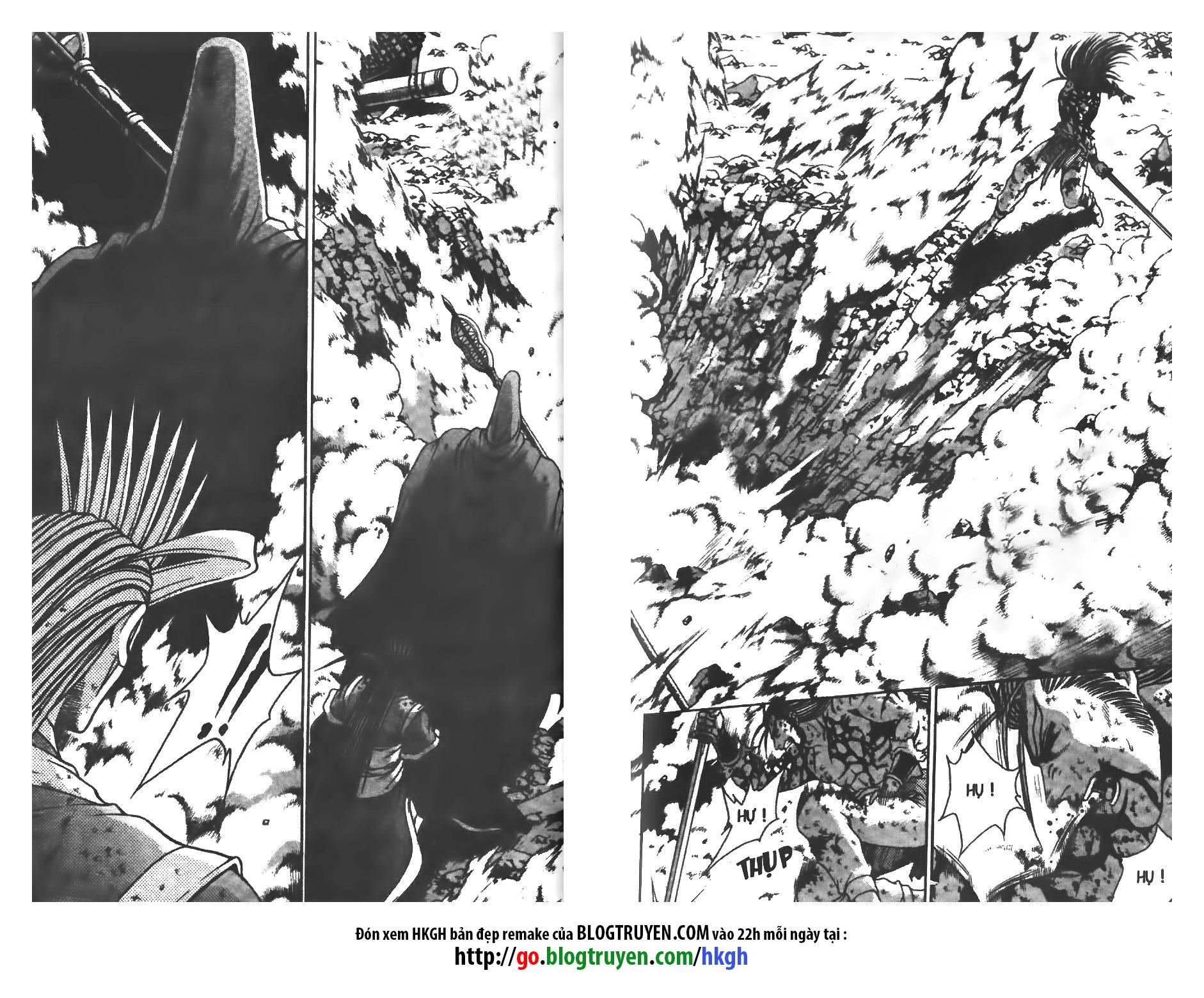 Hiệp Khách Giang Hồ - Hiệp Khách Giang Hồ Chap 225 - Pic 9