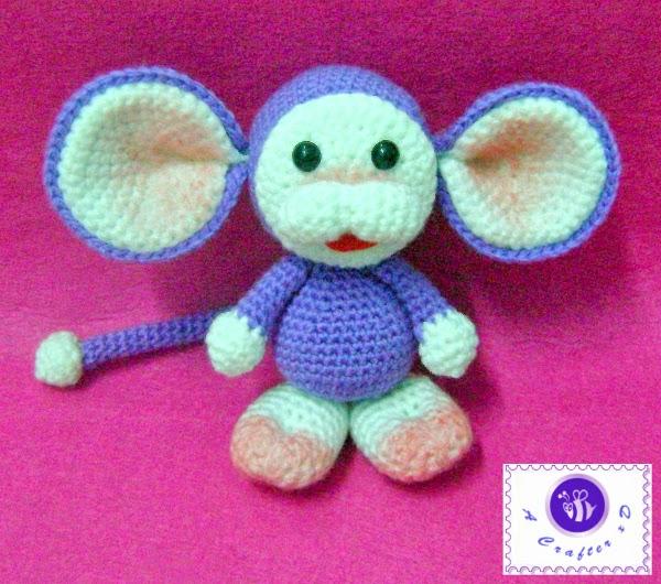 crochet chimpui free pattern