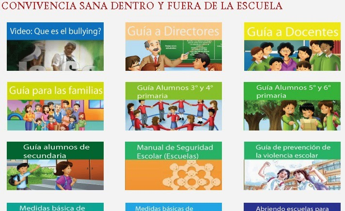 Programa de convivencia escolar zona p093 septiembre 2014 for A que zona escolar pertenece mi escuela