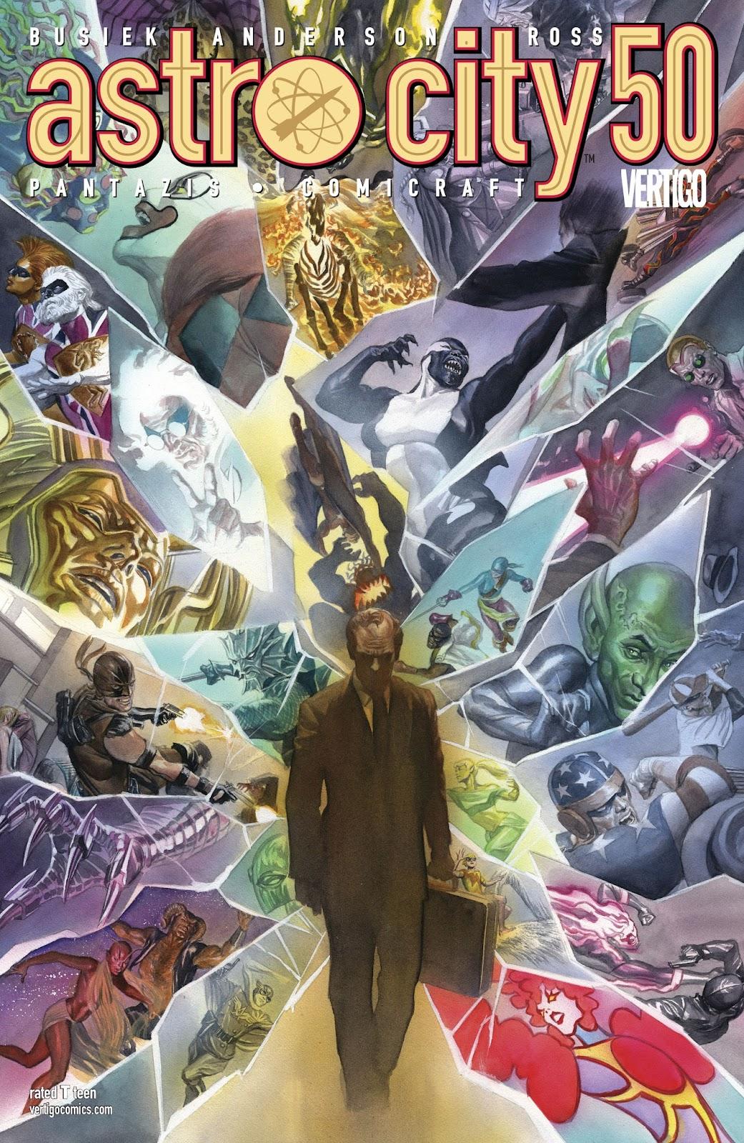 Read online Astro City comic -  Issue #50 - 1