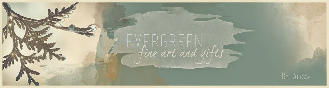 Evergreen: Fine Art and Gifts