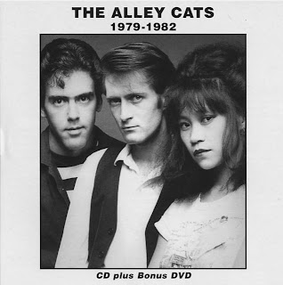 The Alley Cats - Escape From The Planet Earth