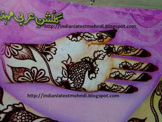 easy mehndi designs 2013 for hands of easy people