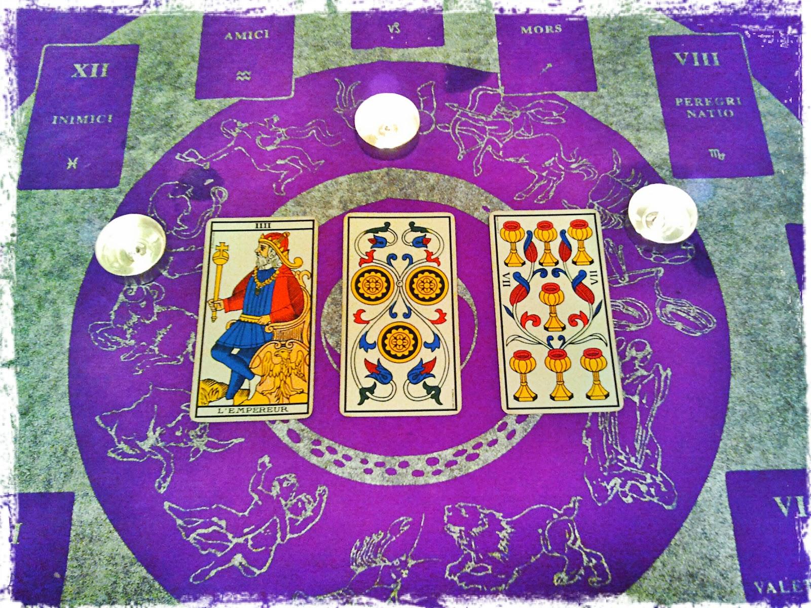 horoscopo en el tarot: