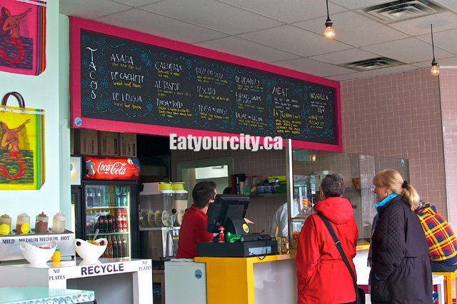 Eat Your City: A Tacos Round-Up: Tres Carnales and Azucar Picante Edmonton AB, La Taqueria ...