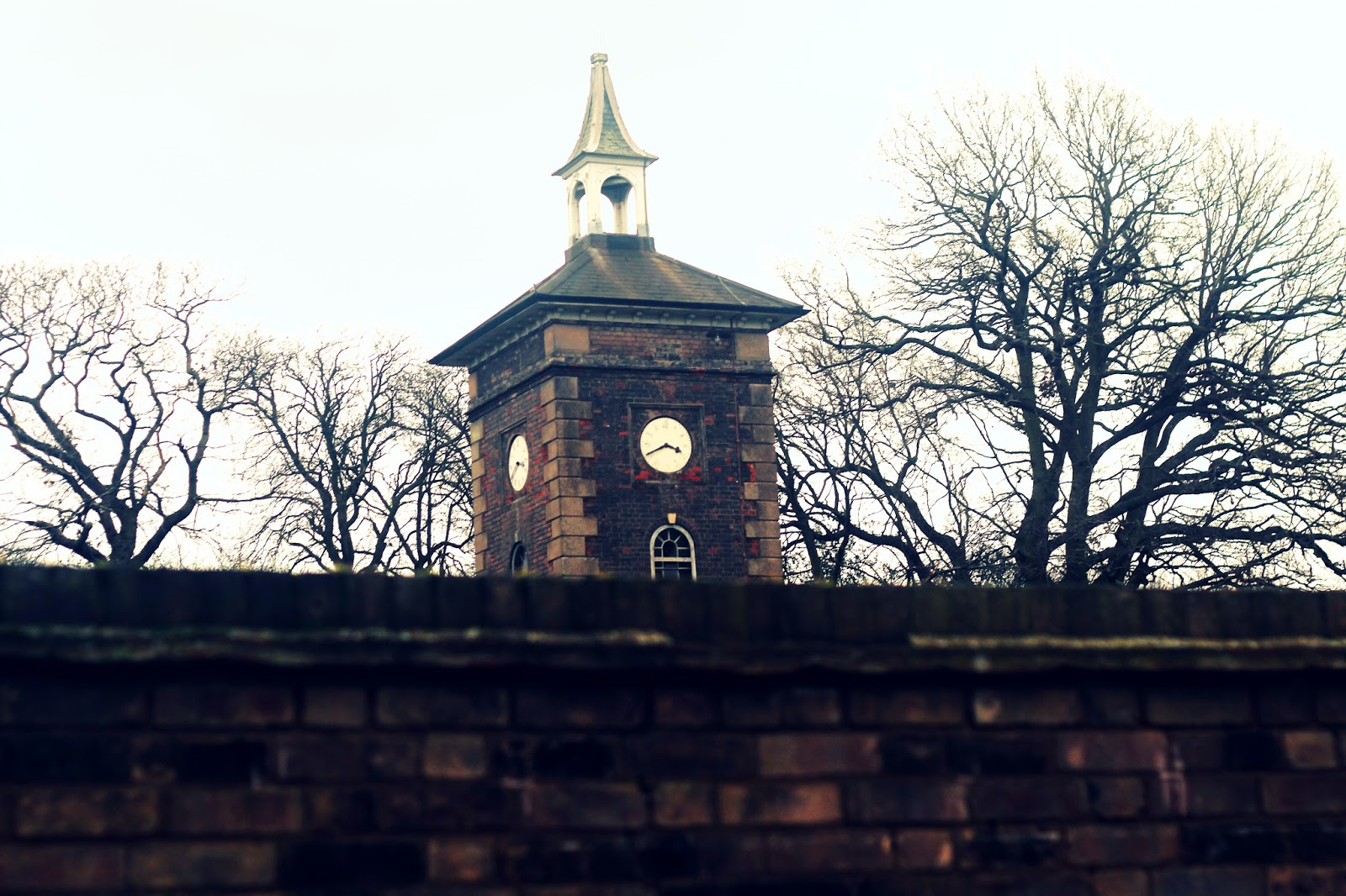 clock tower secret garden