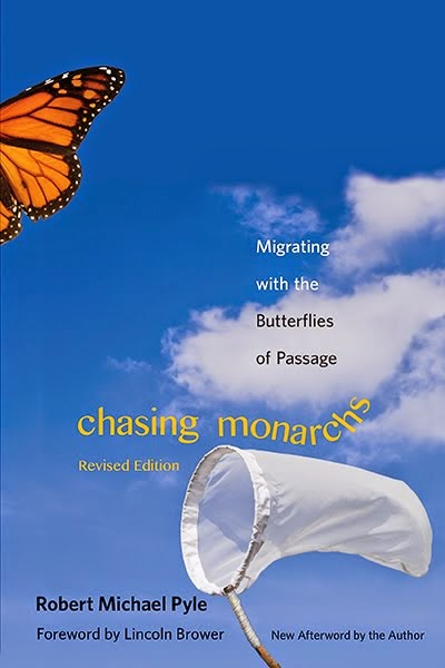 Next WILD READ book discussion begins 3/1/2015: Chasing Monarchs with Robert Michael Pyle