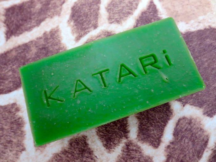 Katari 25 Green Tea soap