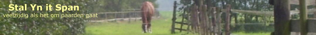 Paardenrusthuis Stal Yn it Span