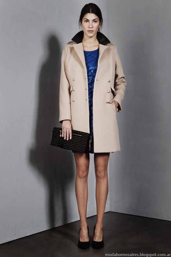 Moda otoño invierno 2014 Mujer. Clara colección.