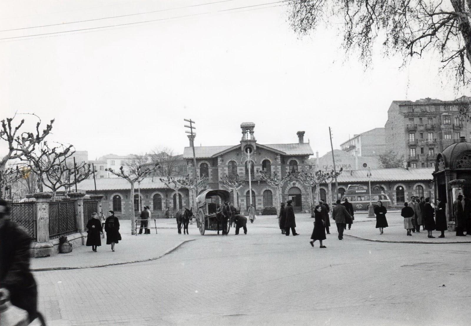Historias del tren las estaciones de logro o una - Hotel las gaunas en logrono ...