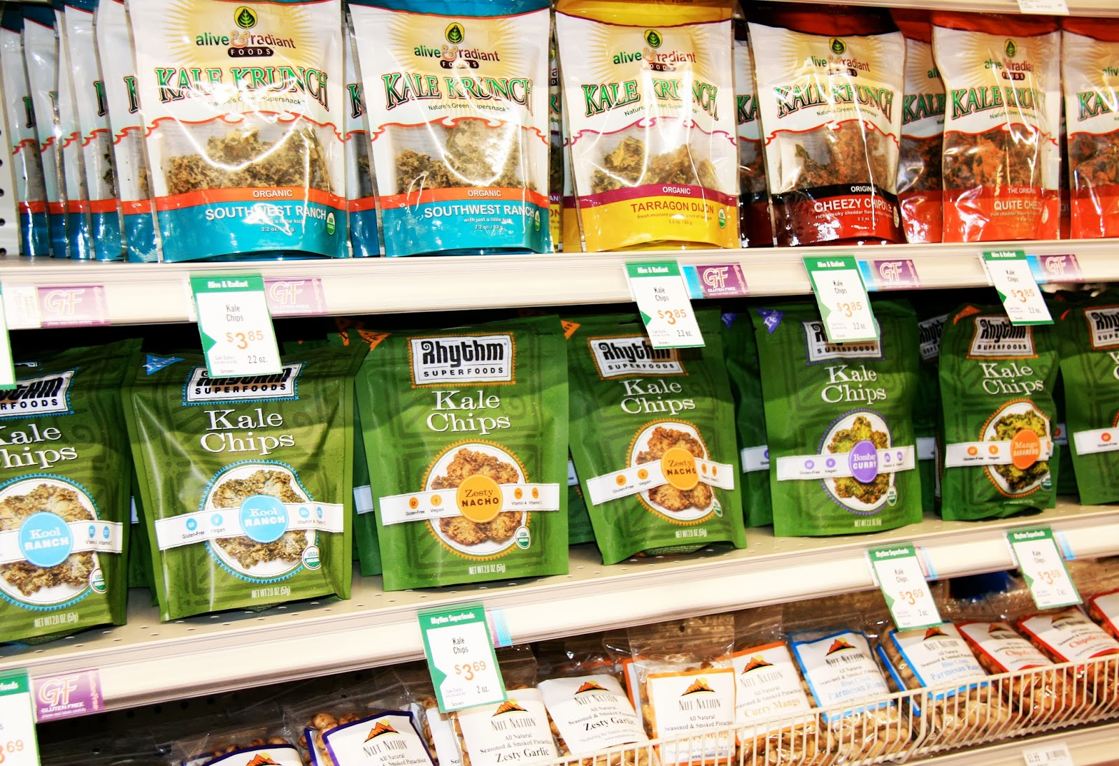 Best Foods To Buy At Natural Grocers