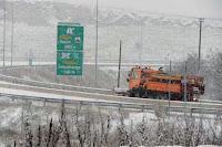 Εγνατία χιόνια