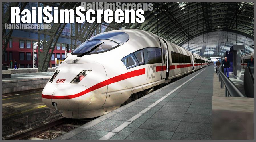 RailSimScreens