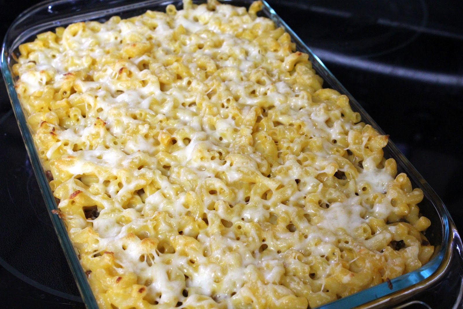 Lasagna Macaroni And Cheese Recipe — Dishmaps