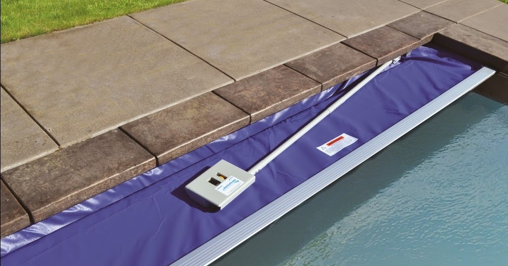 Coverstar safety swimming pool covers for automatic and for Pool show 2014