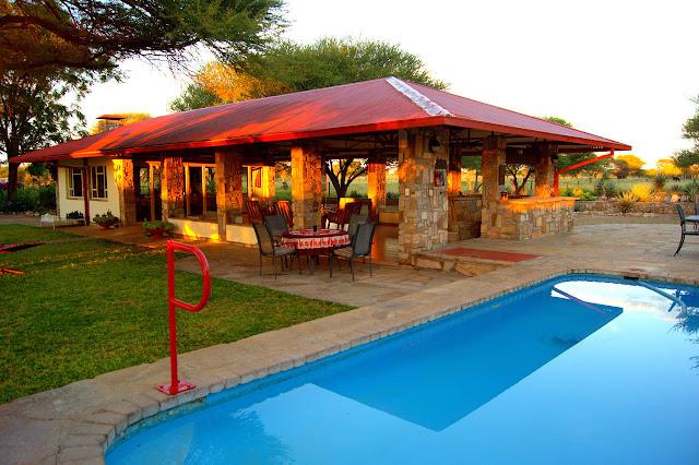 Dornhügel Guest Farm Namibia
