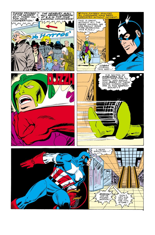 Captain America (1968) Issue #313 #241 - English 19