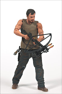 McFarlane Toys The Walking Dead (TV Series) Dixon Brothers 2-Pack Set - Daryl Dixon Figure