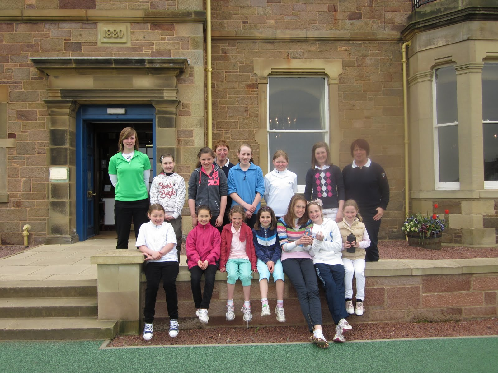 north berwick women The famous west course at north berwick is one of the earliest courses laid out  on  catriona matthew, former women's british open winner.