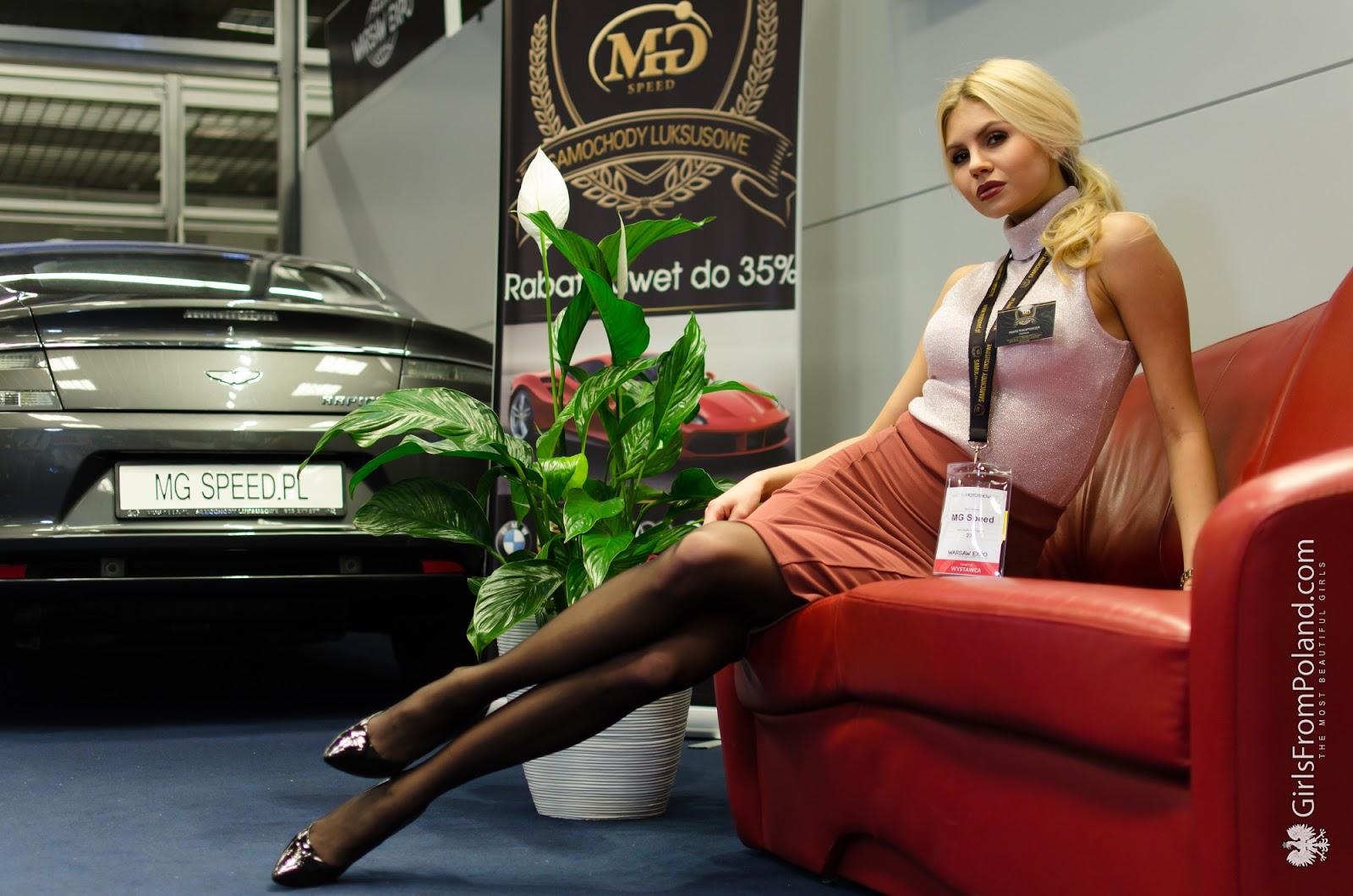 Warsaw Motoshow 2015 MG Speed  Zdjęcie 55