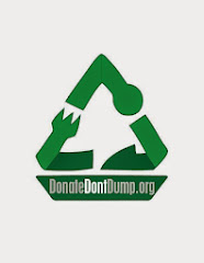 Donate, Don't Dump, Helping Feed Local Families!