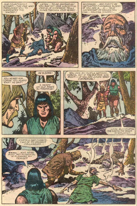 Conan the Barbarian (1970) Issue #144 #156 - English 18