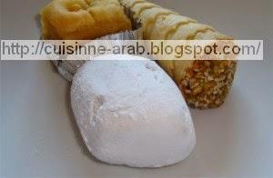 gâteau algérien makrout el louz