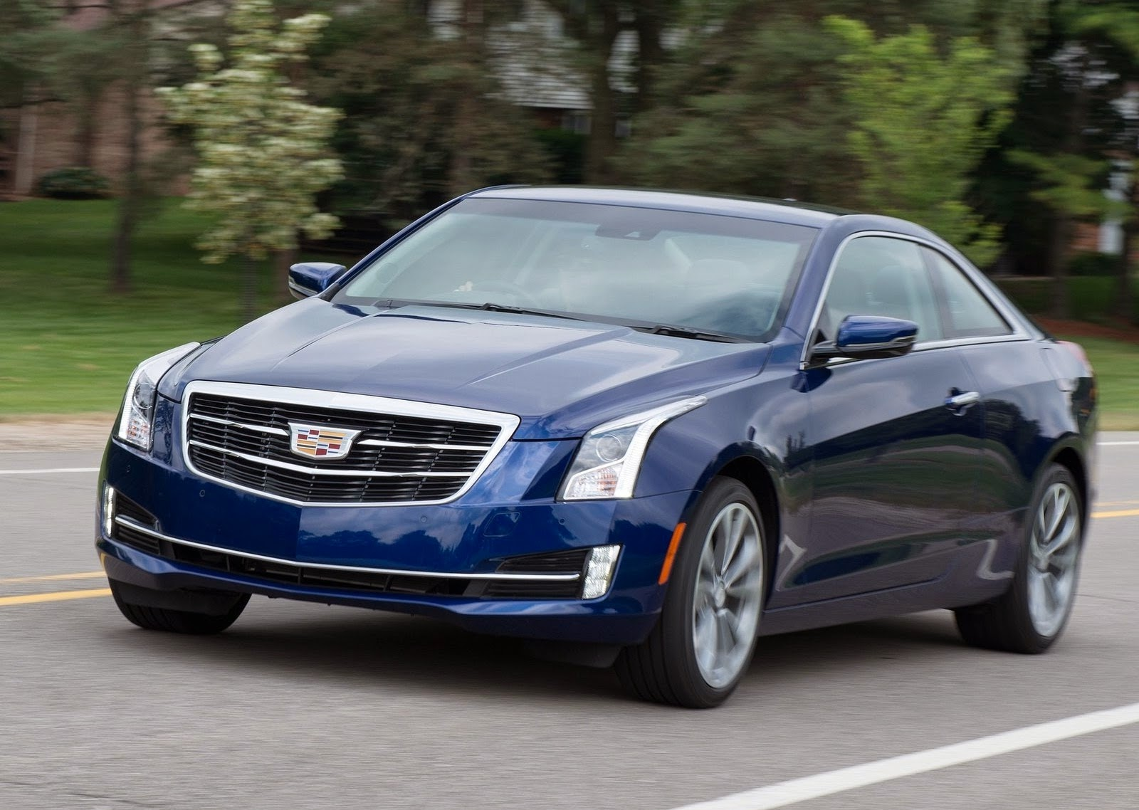cadillac introduces 2015 ats coupe car reviews new car pictures for 2018 2019. Black Bedroom Furniture Sets. Home Design Ideas