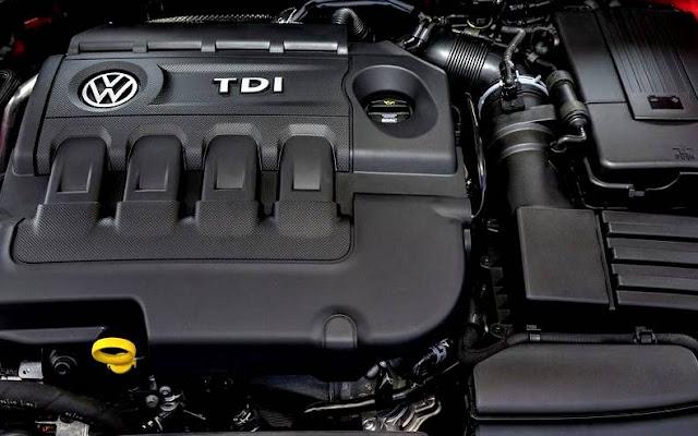 2016 Volkswagen Scirocco Engine