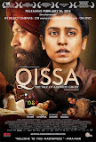 Irrfan Khan, Tisca Chopra, Tillotama Shome, and Rasika Dugal in Qissa movie Poster