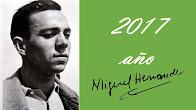 2017: Año Miguel Hernández.