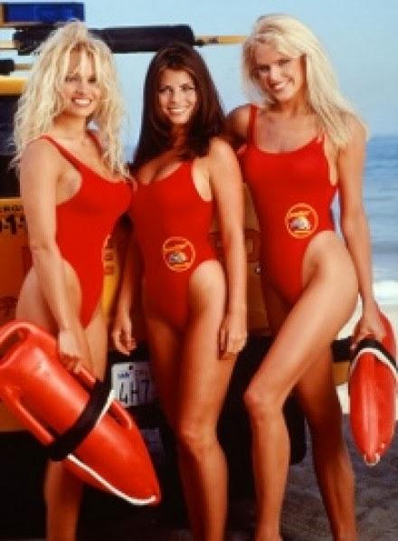 """""""Спасители на плажа"""""""