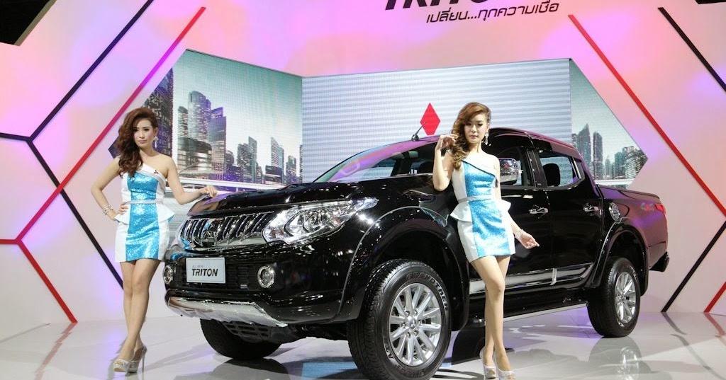 New Mitsubishi Pic Up Autos Post