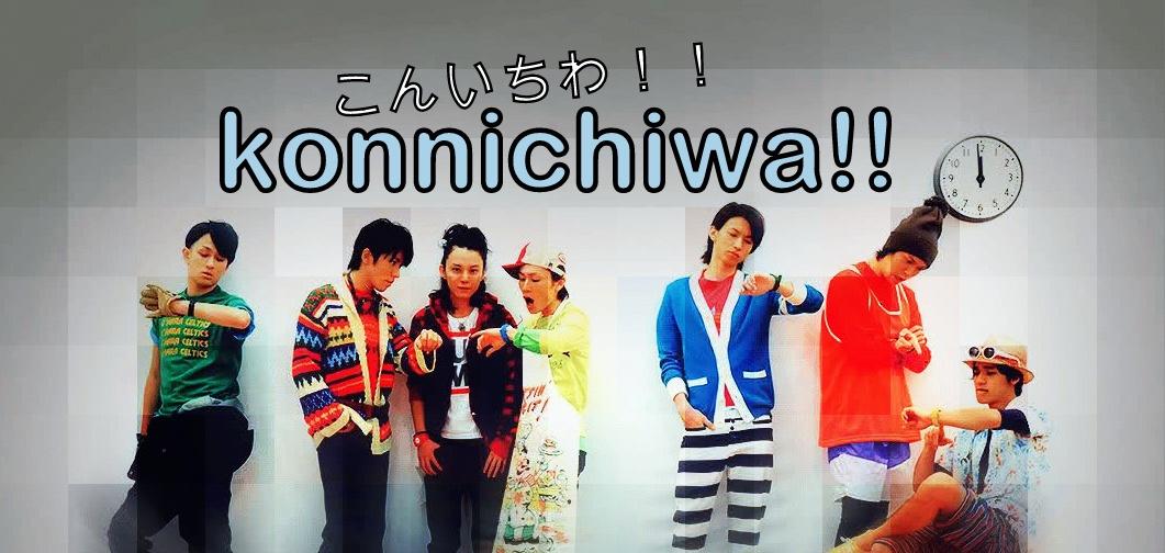 Konnichiwa!!