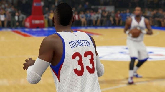NBA 2K15 Roster Update 11/18/14