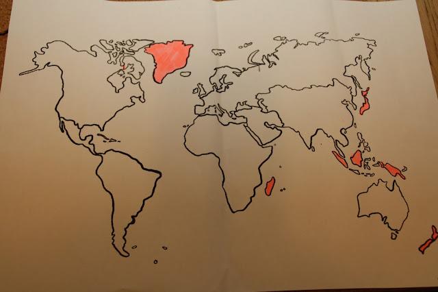 mappe monde liege