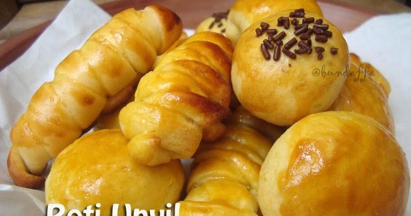 Dapur Keluarga, Hangat dan Nikmat: Roti Unyil dari Ubi dan Kentang