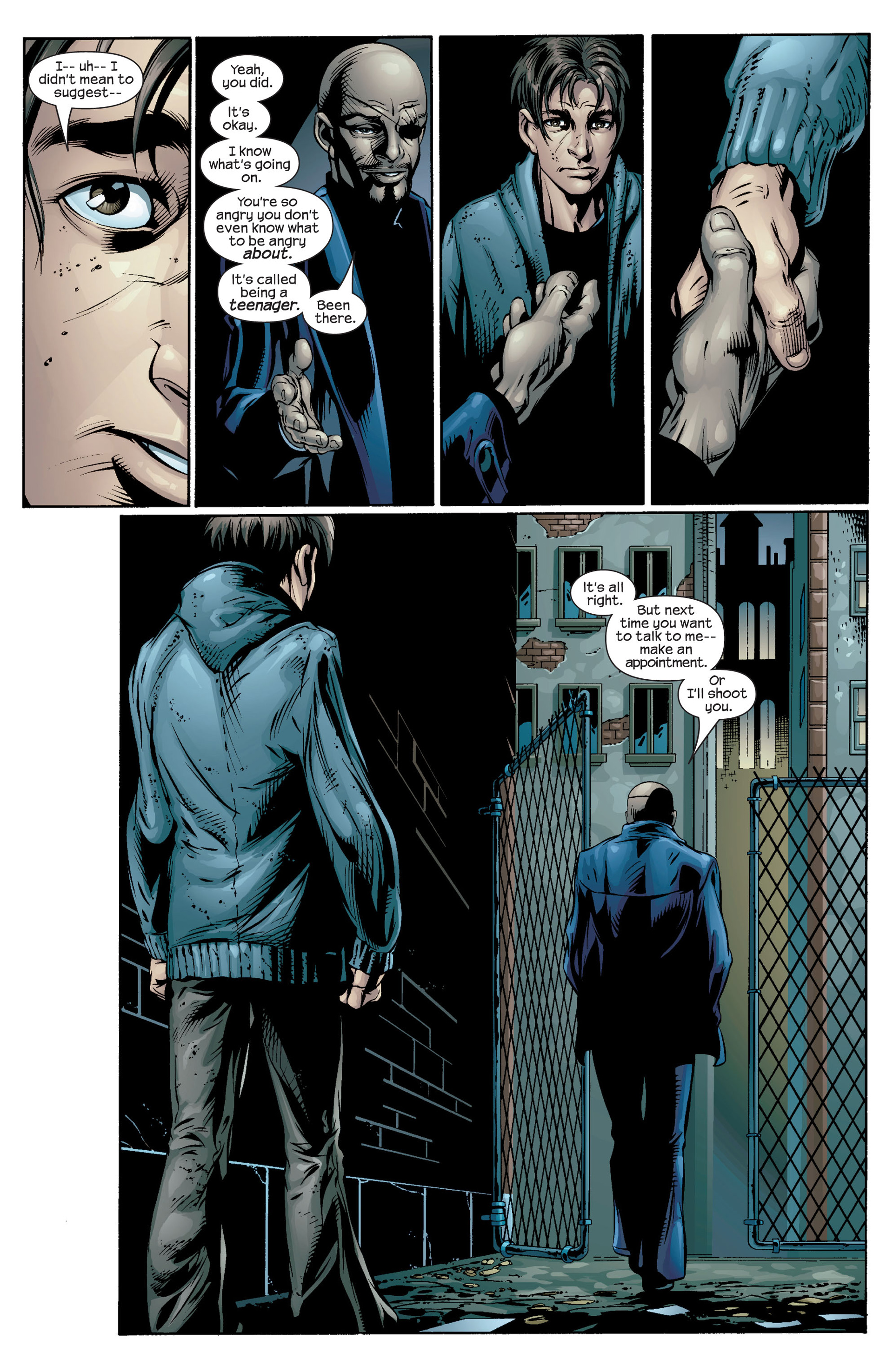 Ultimate Spider-Man (2000) Issue #39 #43 - English 12
