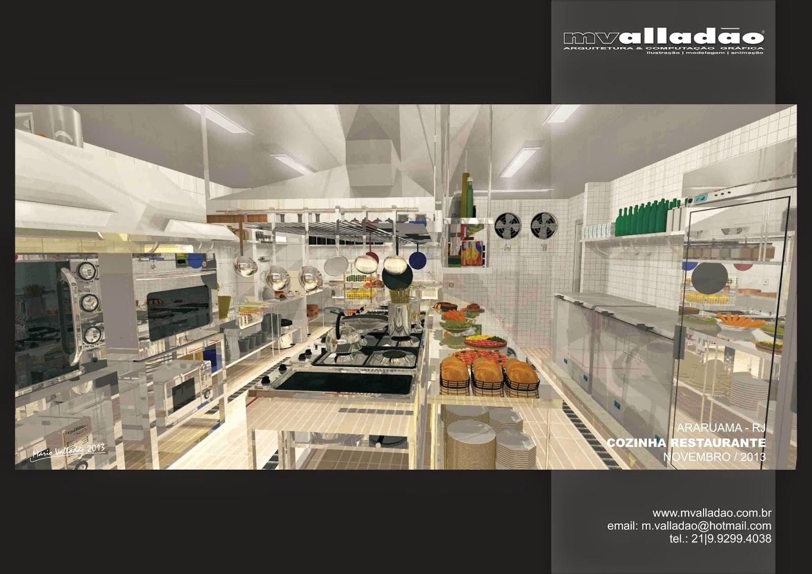 Projetos Cozinha Restaurante Pmscrapbooking Com Id Ias De Design