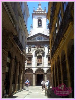 Igreja Nossa Senhora da Lapa dos Mercadores