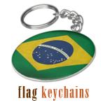 Flag Keychains