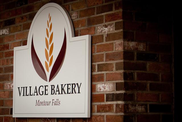 Village Bakery, Montour Falls, New York