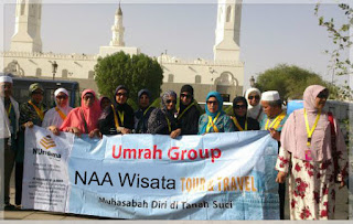 Gallery Foto Umroh NAA 4