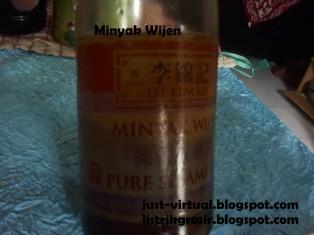 minyak wijen