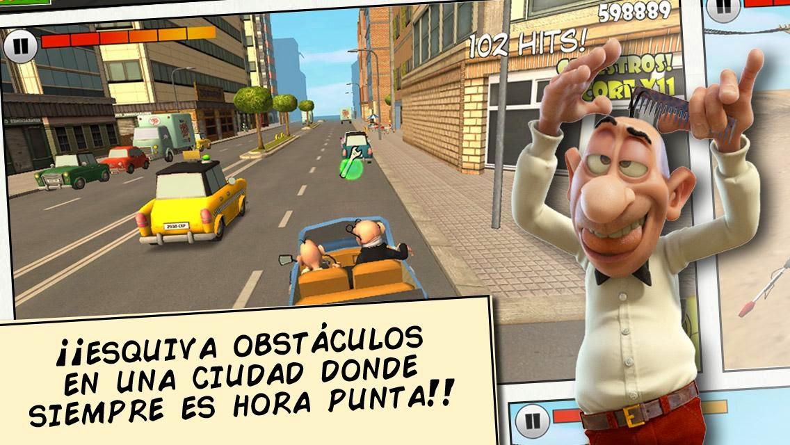 Mortadelo y Filemón ya disponible para Android e iOS, el videojuego de la película