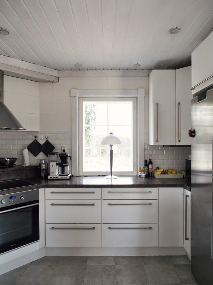 Tarja's Snowland Keittiömme  Our Kitchen